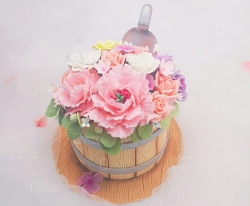 成都韩式裱花