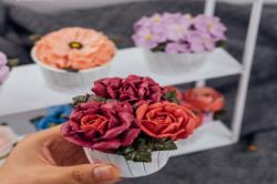 学韩式裱花