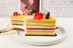学习韩式生日蛋糕